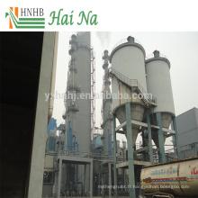 Venturi Structure Nettoyage de la poussière Nettoyage de la pollution de l'air