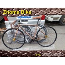 Fahrräder/Bikes/Rennrad Fahrrad Fixie Rennrad fest ausgerichtete Bike/schleppte Rahmen und Gabel