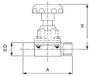 sanitary-welded-diaphragm-valve-3a-KAYSEN