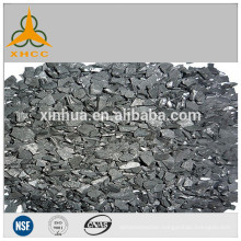 coal-based activated carbon for solvent adsorption
