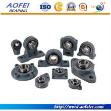 Aofei approvisionnement de la fabrique Sphérique palier bloc d'oreiller roulement en fonte roulement à billes unités