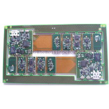 Prototype Rigid Flexible PCB assembly