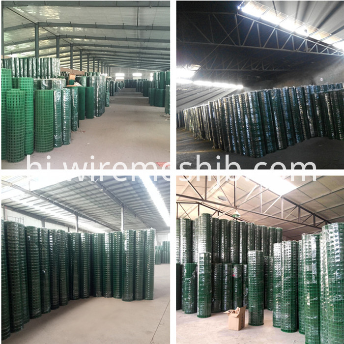 PVC Welded Wire Fence