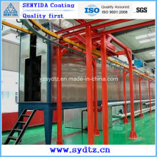 Powder Coating Line/Equipment/Machine of Pretreatment
