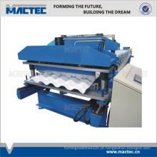 O rolo de chapa de metal formando máquinas