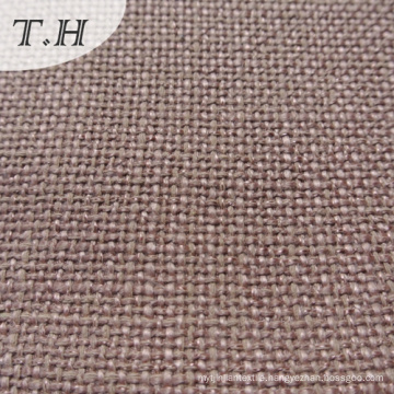Linen Fabric in 100% Polyester Fabric