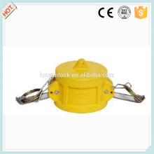 Camlock Nylon coupling type DC, cam lock fittings, quick coupling China manufacture
