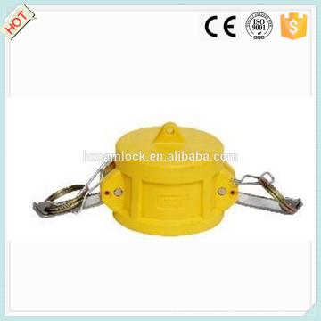 Tipo de acoplamiento de nylon de Camlock DC, accesorios de la cerradura de la leva, acoplamiento rápido fabricación de China