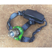 Zoom 330 Lumens CREE R5 LED Headlamp