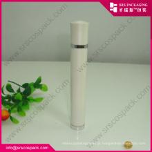 Branco Travel Carry Cometic plástico olho elétrico Microseismic Beleza Massagem Roll On Perfume garrafa 15ml