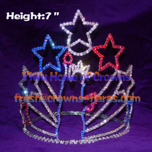 Statue of Liberty Crystal Crowns