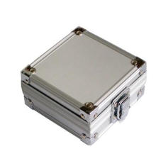 Hot Sale Aluminum CD/DVD Carrying Case