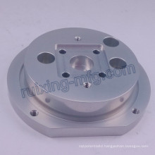 7075 Aluminum CNC Turning Milling Machining Part for Filter Housing