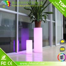 Luz decorativa do assoalho do diodo emissor de luz para a celebração do casamento