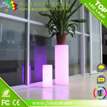 Lumière décorative de plancher de LED pour la célébration de mariage