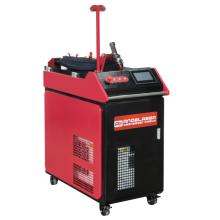 Máquina de solda a laser de fibra portátil