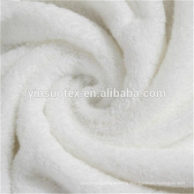 five star hotel pure white china hair towel
