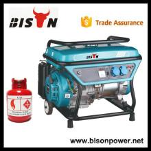 Haushalt Power LPG Gas Generator China 2kw 2 kva Gas Electric Generator zum Verkauf