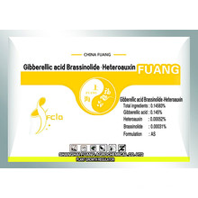 Hocheffiziente Biotechnologie Pestizid Brassinolide & Gibberellin
