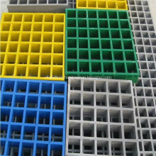 Fiberglass Dock Trench Grating Span Tables