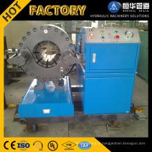 Machine à sertir les tuyaux avec pince à sertir hydraulique 6 ''
