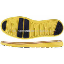 2013 Light blue EVA and Rubber Casual Running Sole