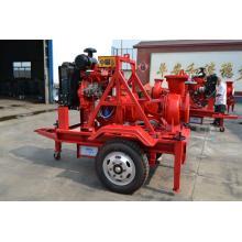Feuer-Wasser-Pumpen-drived von Dieselmotor