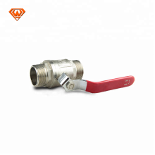 brass male thread leakproof gas ball valve