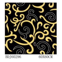 Manufaktur der Teppichfliesen Kristallblume in Foshan (BDJ60296)