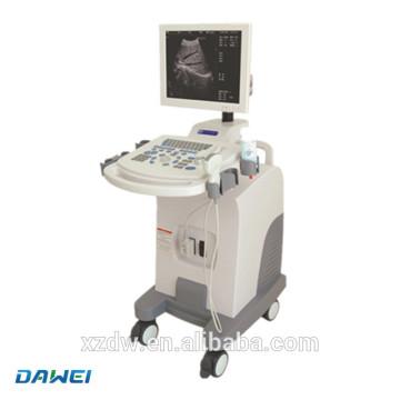 DW-350 scanner à ultrasons de chariot numérique à bas prix