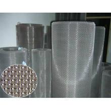 Filtro de acero inoxidable de 20 micrones / tamizado de malla de alambre