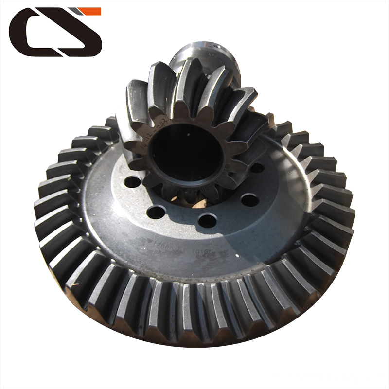 Engrenage conique pour bulldozer Shantui SD32 175-21-32113 154-21-22120