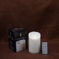 Flameless Flickering LED Candles with Moving Flame