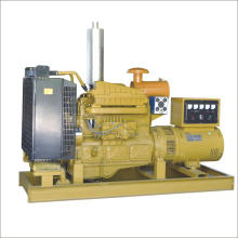 Tipo abierto generación 75kw con el motor de Shangchai (GF3-75)