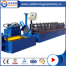 Hydraulic Hat Purlin Roll Forming Machine