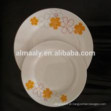 venda por atacado pequenos pratos de cerâmica