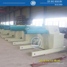 5 Ton Automatischer Stahl Hydraulischer Abwickler
