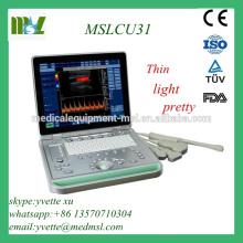 MSLCU31-M Hochleistungs-Farbdoppler Ultraschallsystem Tragbarer Ultraschallscanner