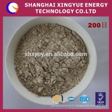 Bauxite calcinée AL2O3 de 88% pour le prix usine de briques réfractaires