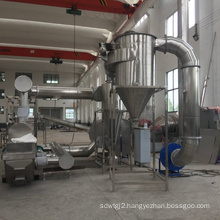Continuous  Vibrating /Vibration Fluid Bed Dryer /Drying Machine/Dehydrator For Chicken Essence Gourmet Powder