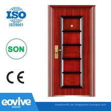 Sicherheit Design Eisentür für Häuser
