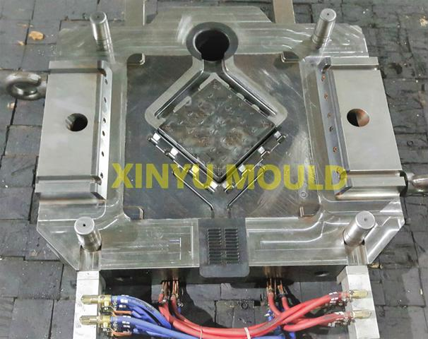led light housing die