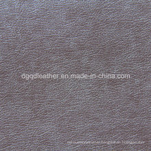 Popular Traditonal Design for Sofa Leather (QDL-53209)