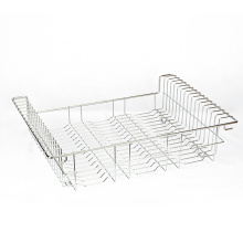 Durable Stainless Steel Kitchen Dish Drying Rack Holder