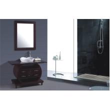 70cm PVC-Badezimmer-Kabinett-Möbel (B-252)