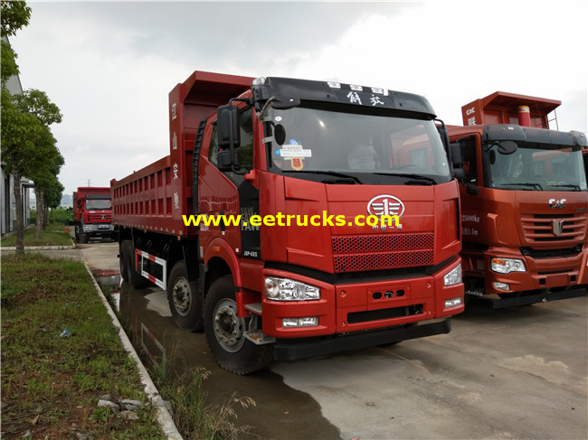 20MT 12 Wheel Dump Trucks