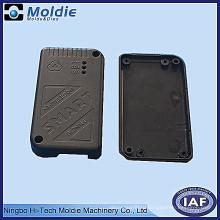 Черные пластиковые детали для литья под давлением