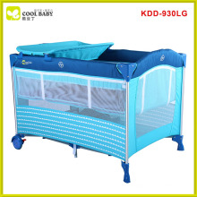 China supplier plastic baby playpen