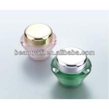 15g 30g 50g UFO forma acrílico cosméticos jarra