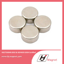 China Strong NdFeB Magnet Manufacturer Free Sample N50 Neodymium Permanent Magnet